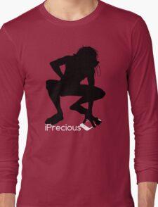Gollum Precious Silhouette  Iphone T-shirt Long Sleeve T-Shirt