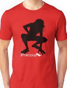 Gollum Precious Silhouette  Iphone T-shirt Unisex T-Shirt