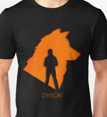 Dyson The wolf shifter - Lost Girl Unisex T-Shirt