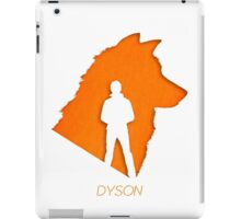 Dyson The wolf shifter - Lost Girl iPad Case/Skin
