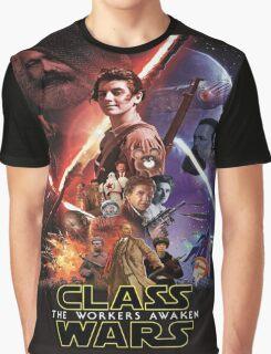 Class Wars Graphic T-Shirt