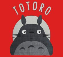 My NEIGHBOUR Totoro One Piece - Long Sleeve