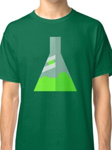Conical Flask Pattern Classic T-Shirt