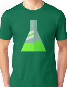 Conical Flask Pattern Unisex T-Shirt