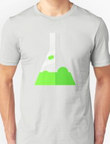 Conical Flask Pattern T-Shirt