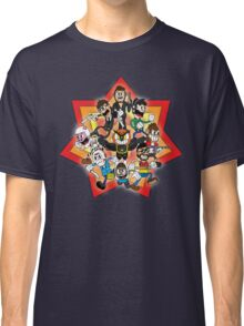 Vanoss and Crew 1930's cartoon style Classic T-Shirt