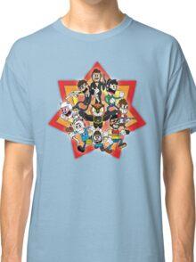 Vanoss and Crew 1930's cartoon style Classic T-Shirt
