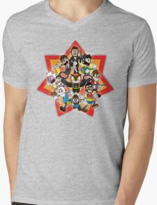 Vanoss and Crew 1930's cartoon style Mens V-Neck T-Shirt