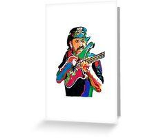 Lemmy klimster action Greeting Card