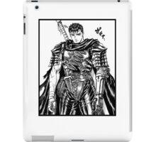 Guts DRAWING iPad Case/Skin