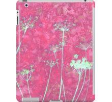Pink Mock Bishop's Weed iPad Case/Skin