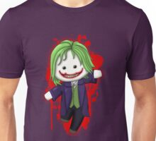 Cute Joker Chibi Unisex T-Shirt