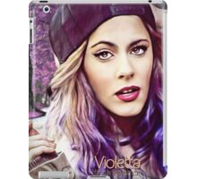 Violetta full iPad Case/Skin