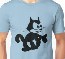 Felix the Cat Annoyed Unisex T-Shirt
