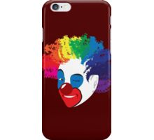 Clowns: Do the Carpets Match the Drapes iPhone Case/Skin
