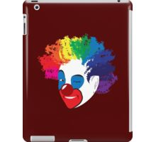 Clowns: Do the Carpets Match the Drapes iPad Case/Skin