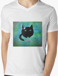 Ocean Mens V-Neck T-Shirt