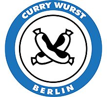 Berlin Currywurst Photographic Print