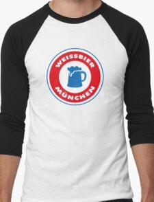Weissbier Munich Men's Baseball ¾ T-Shirt