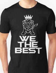 Lion Order Black T-Shirt
