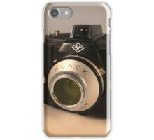 Agfa Clack  iPhone Case/Skin
