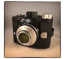 Agfa Clack  Photographic Print