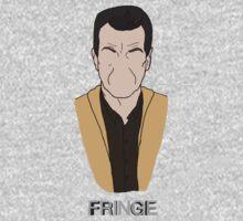 Walter - Fringe One Piece - Long Sleeve