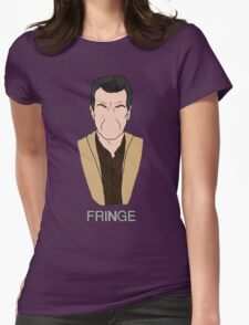 Walter - Fringe Womens Fitted T-Shirt