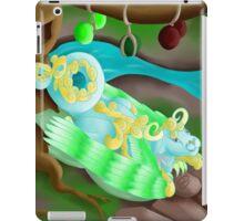 Digital painting Cancer dragon  iPad Case/Skin
