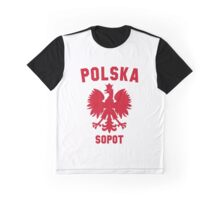 POLSKA SOPOT Graphic T-Shirt