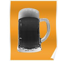 Beer stein Poster