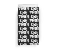 Metal Slay Queen Duvet Cover