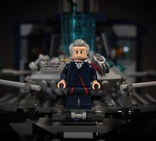 Peter Capaldi by ajk92