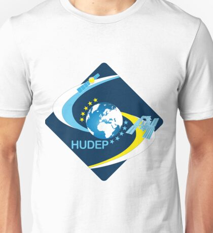 HUDEP (Human Dependabilty Workshops) Logo Unisex T-Shirt