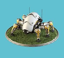 Little Insect Robot by FelipeVera