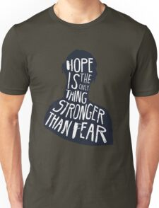 Hunger Games Quote Unisex T-Shirt