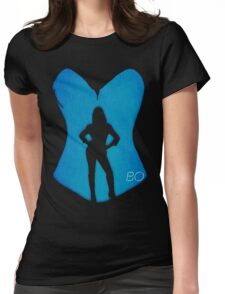Bo the succubus - Lost Girl Womens Fitted T-Shirt