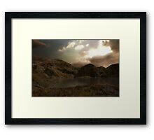 The Moors Framed Print