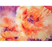 Oriental Beauty Photographic Print