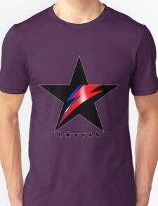 Ziggy (Black)Stardust T-Shirt