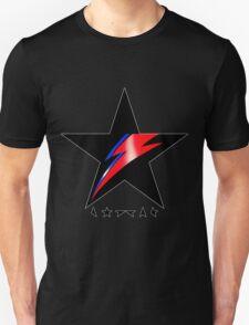Ziggy (Black)Stardust T-Shirt