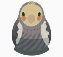Cockatiel Nesting Doll Kids Clothes