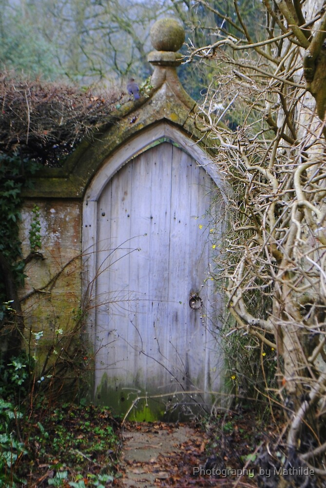 Door of imagination by Photography  by Mathilde