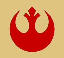 Rebel Alliance (red) by ianscott76