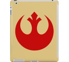 Rebel Alliance (red) iPad Case/Skin