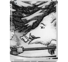 Solstice Boar Hunt iPad Case/Skin