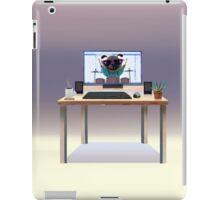 Drum Pug iPad Case/Skin