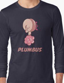 Rick and Morty PLUMBUS  Long Sleeve T-Shirt