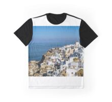 Santorini Graphic T-Shirt
