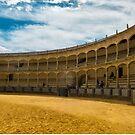 La Plaza De Toros by Vince Russell